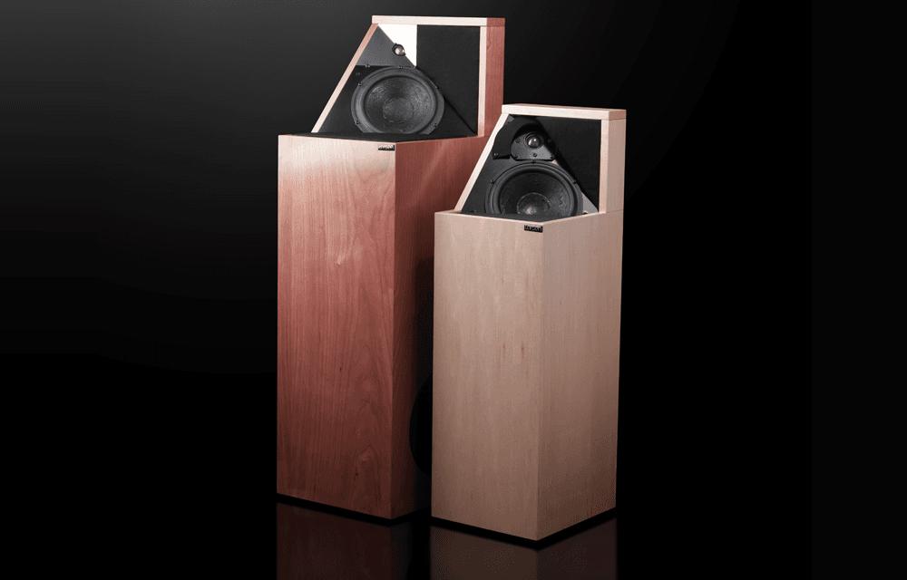 larsen hifi ortho acoustic speakers Larsen 4 Larsen 6 Larsen 8