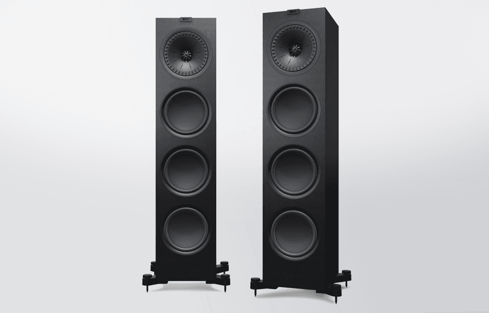 KEF Q950 Q750 Q550 2.5 way floorstander
