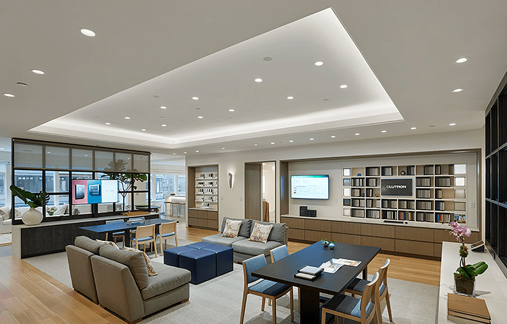 Lutron Lighting Control System Lighting Design