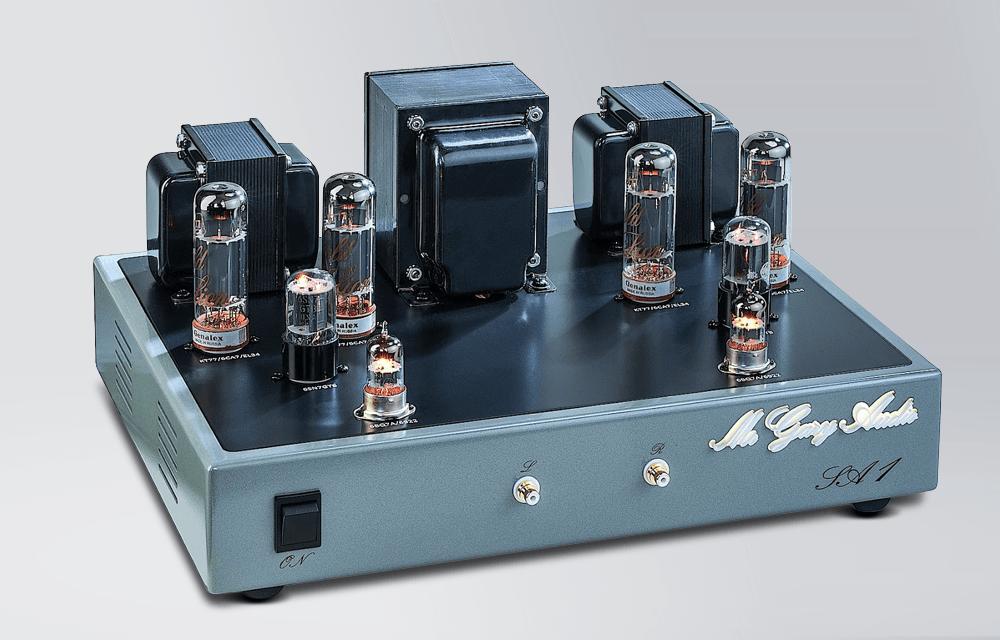 McGary Audio SA 1 Vacuum Tube Stereo Amplifier
