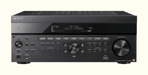 Sony STR ZA1100ES ZA2100ES ZA3100ES ZA5000ES AV Receivers