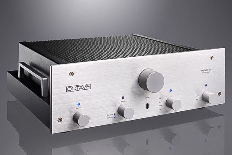 Octave Audio HP 500 SE