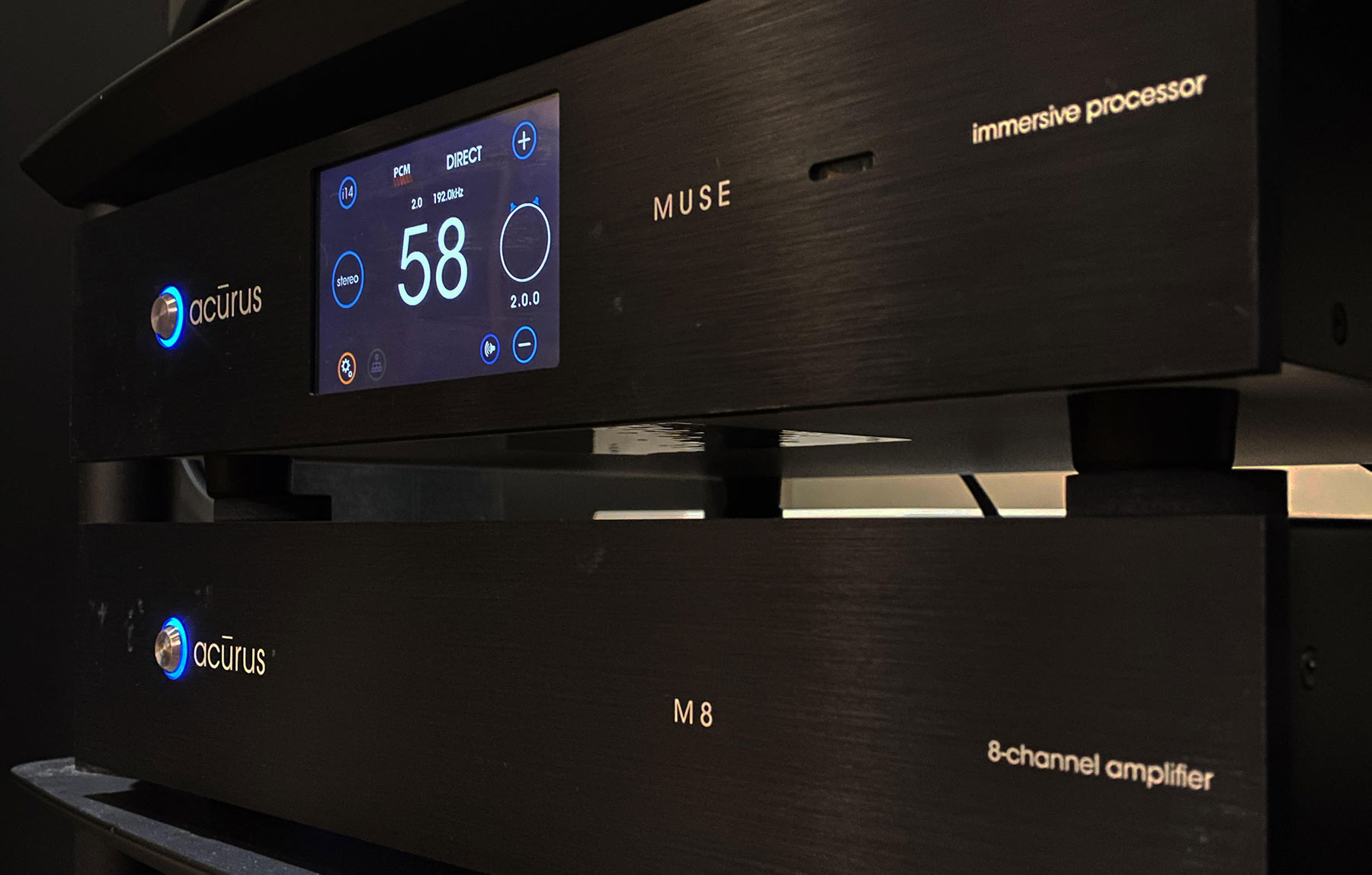 Acurus home theater